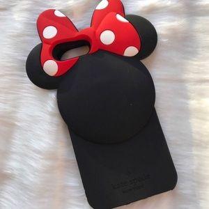 Minnie Mouse iPhone 7 plus case